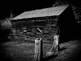 Longs Barn III by cjheery