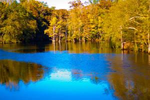 River at Conway by cjheery