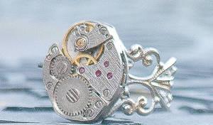Steampunk Ring by cjheery