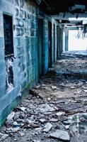 Abandoned School - 2 by cjheery