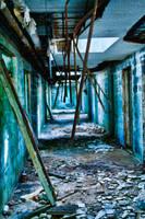 Abandoned School - 4 by cjheery
