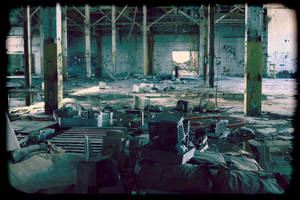 Abandoned Manufacturing Plant by cjheery