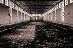Abandoned Lorton Prison - Dorm Room