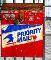 Lorton Prison - Mail by cjheery