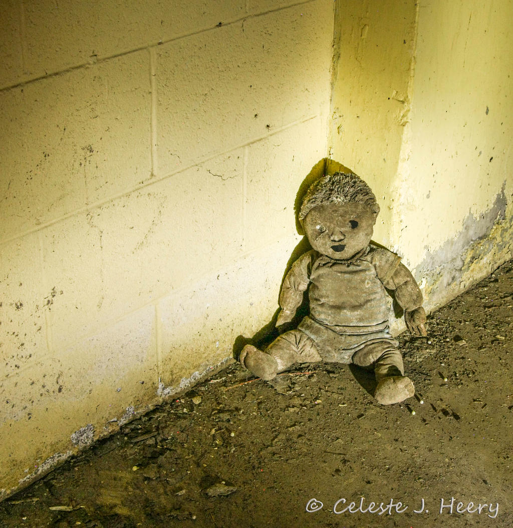 Abandoned Mental Asylum, Creepy Doll By Cjheery On DeviantArt