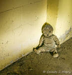 Abandoned Mental Asylum, Creepy Doll