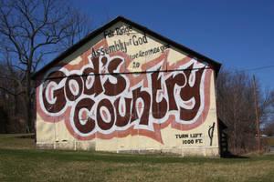 God's Country by cjheery