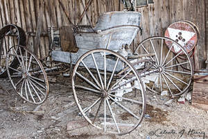 Carriage by cjheery