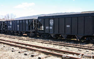 Railcars by cjheery