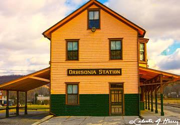 Orbisonia Station by cjheery