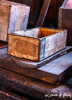 Old Box by cjheery