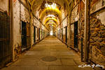 Abandoned Penitentiary - Hallway
