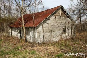 Abandoned House II by cjheery