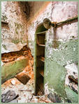 Abandoned Penitentiary - Cabinet