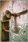 Abandoned Penitentiary - Cabinet With Light