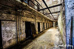 Abandoned Penitentiary - Wet Hallway III