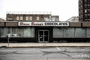 Blaine Boring's Chocolates by cjheery