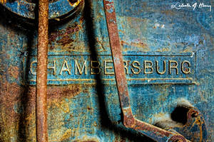 Abandoned Blacksmith Shop - Chambersburg by cjheery