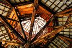 Abandoned Blacksmith Shop - Ceiling