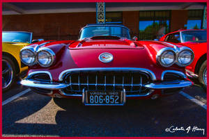Corvette - Front by cjheery