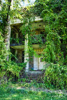 Abandoned Mental Asylum - Building Three by cjheery