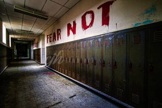 Abandoned School - Fear Not by cjheery
