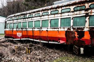 Trolley Graveyard - RTA by cjheery