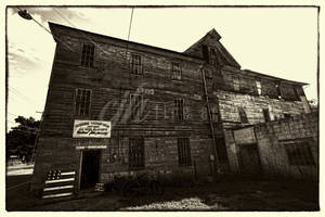 Abandoned Woolen Mill - Building by cjheery