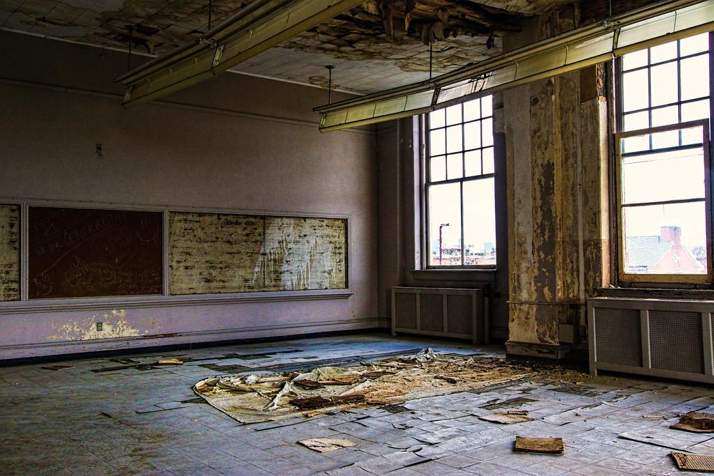 Classroom II by cjheery