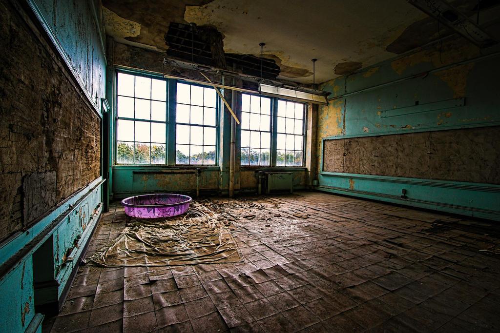 Classroom III by cjheery