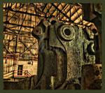 Abandoned Furnace - Scream