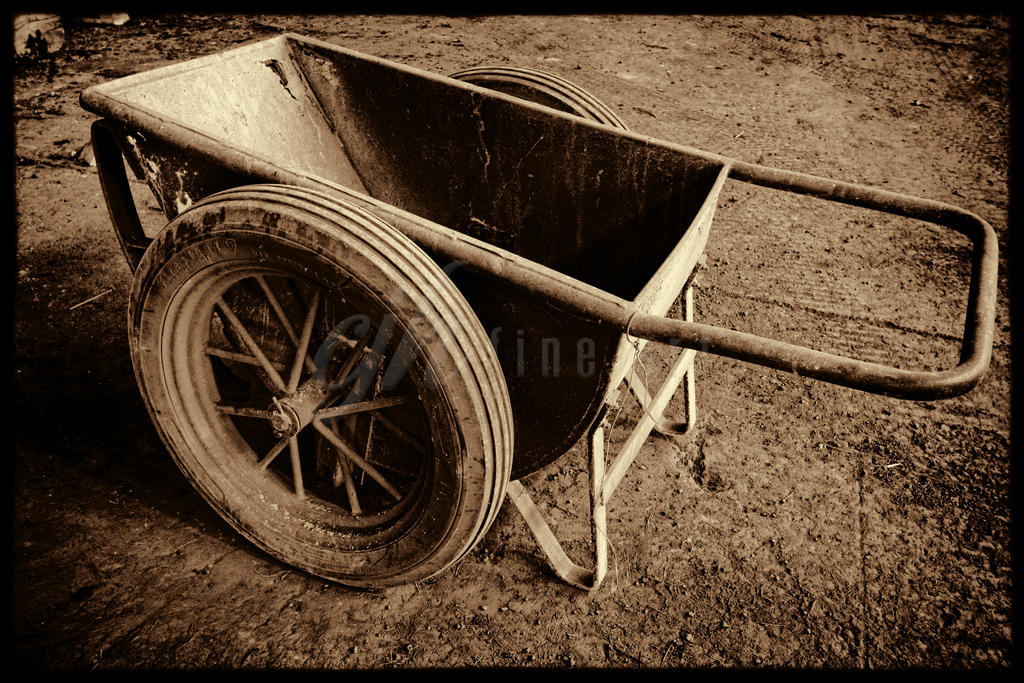 Abandoned Furnace - Wagon by cjheery