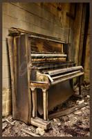 Abandoned Furnace - Piano by cjheery