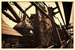 Abandoned Furnace - Top Of Furnace by cjheery
