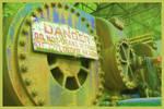 Abandoned Furnace - Danger Cylinder