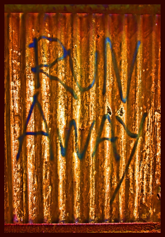 Abandoned Furnace - Run Away by cjheery