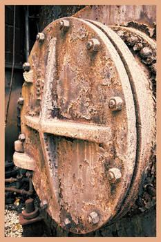 Abandoned Furnace - X