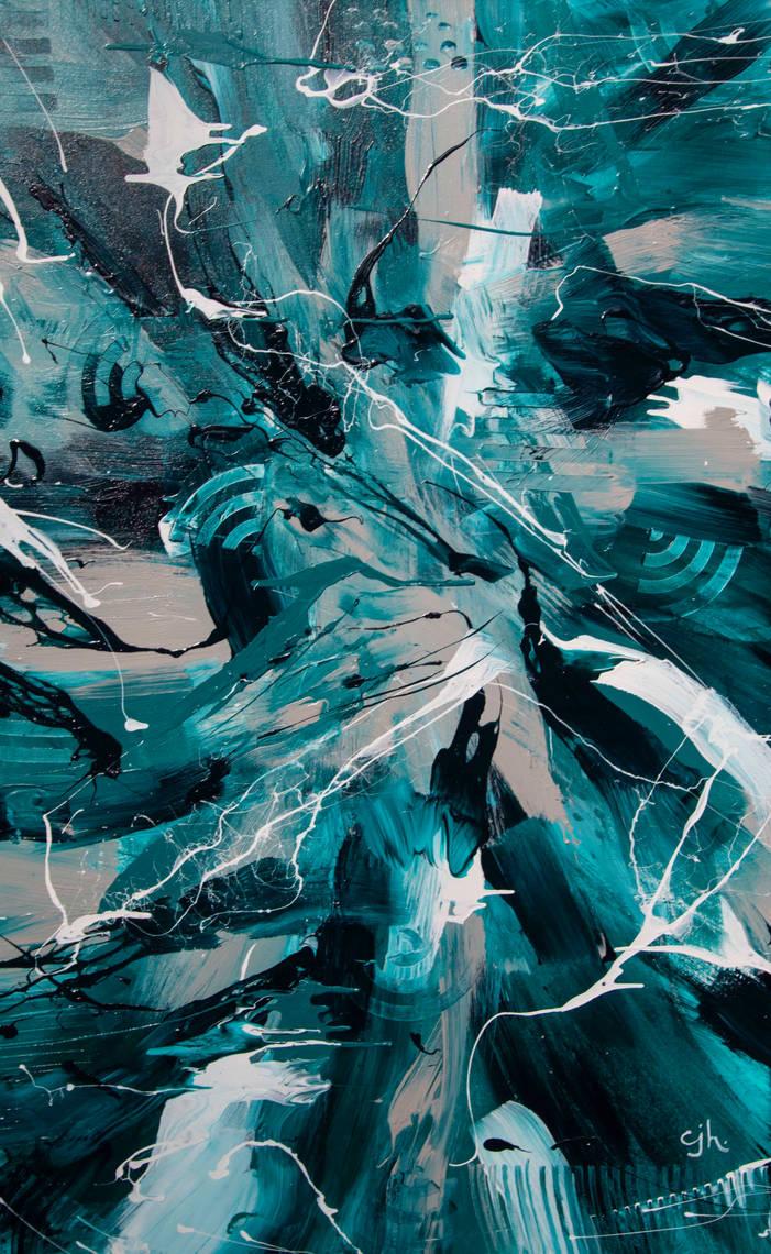 Jupiter's Strike by cjheery