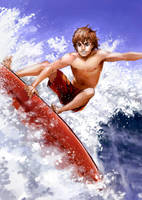 Surf by Nesskain