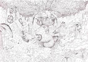 BP - Jiria's Hole by Nesskain