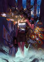 Goddess Inaes
