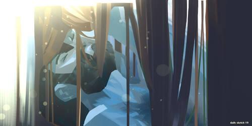 daily sketch 19 by Nesskain