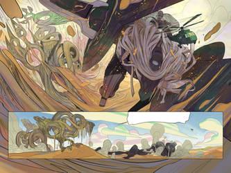 Rust - random page by Nesskain