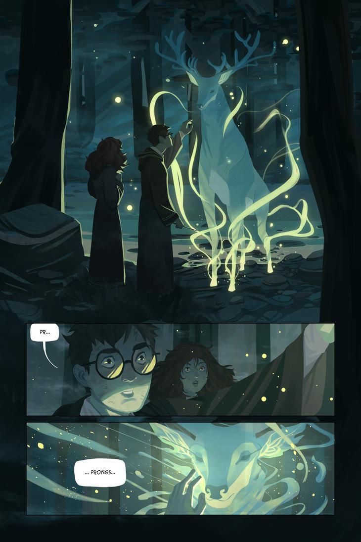 Harry Potter and the Prisoner of Azkaban. by Nesskain