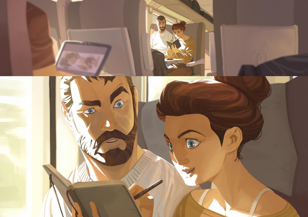 Voyage by Nesskain