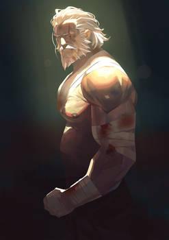 Until we bleed