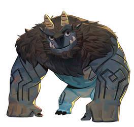 Trollhunters - Argh