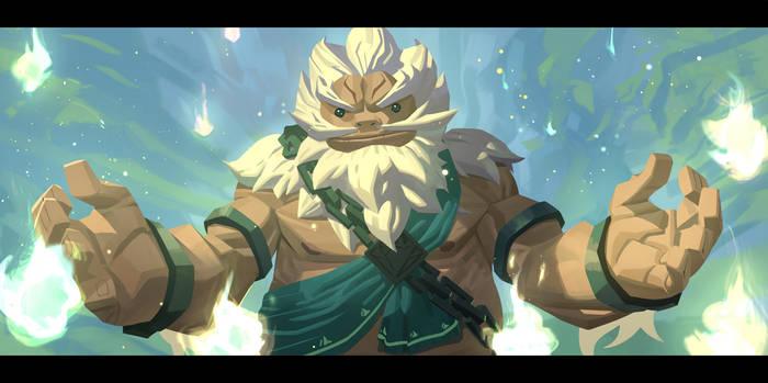 Zelda - Goron