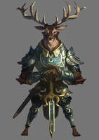 The Fourteen Gold Weapons - The Last Knight