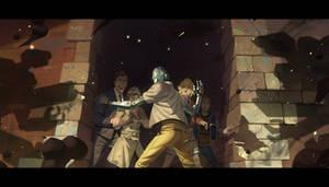 Overwatch Uprising - shot 3
